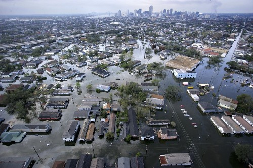 Katrina: A Storm to Remember in Pictures
