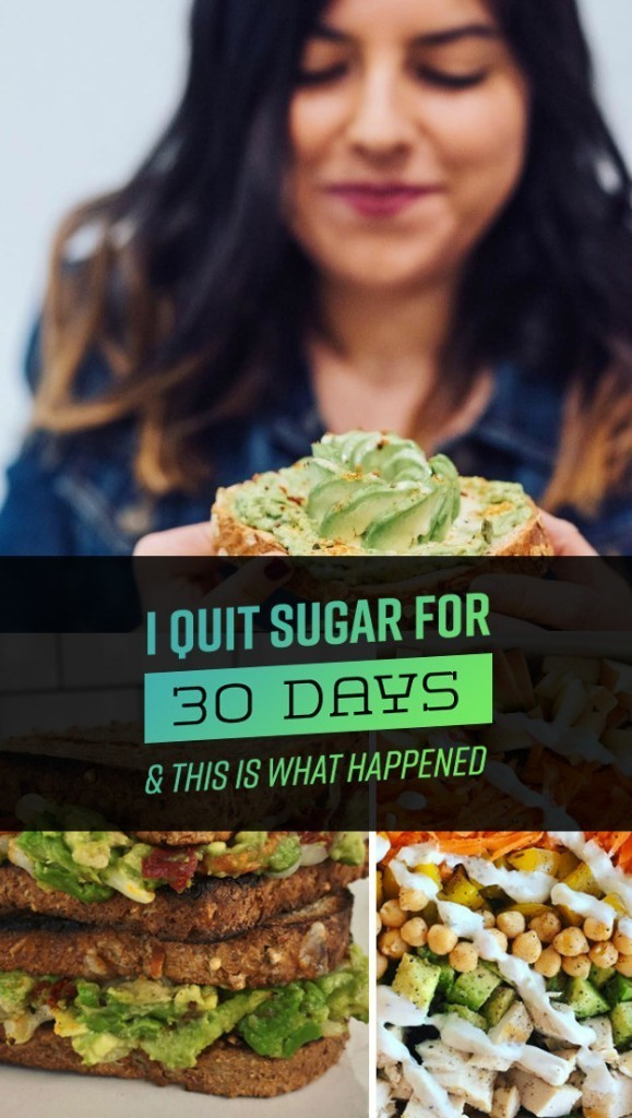I Quit Sugar For 30 Days And This Is What Happened