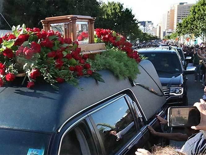 Cenizas de Juan Gabriel reposan ya en su casa de Ciudad Juárez