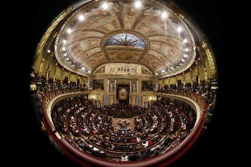 El Congreso mantendrá el número de escaños pese a suspensión de independentistas catalanes