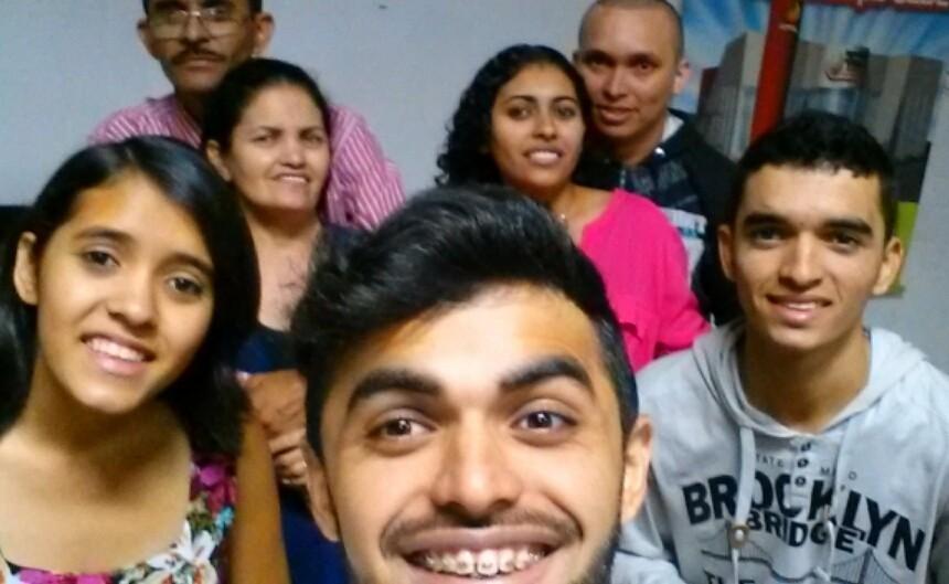 Família Selfie