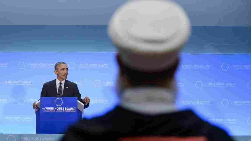 Obama Calls Idea That The West Is At War With Islam 'An Ugly Lie'