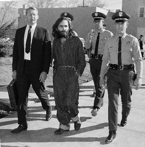 AP Was There: Charles Manson, followers convicted of murder