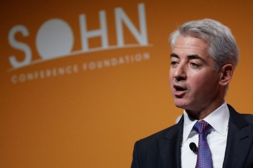 Ackman's Pershing Square exits Mondelez in favor of other bets