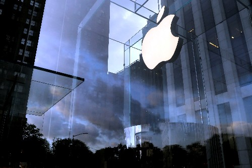 Services in spotlight after Apple stock market value hits $1.4 trillion