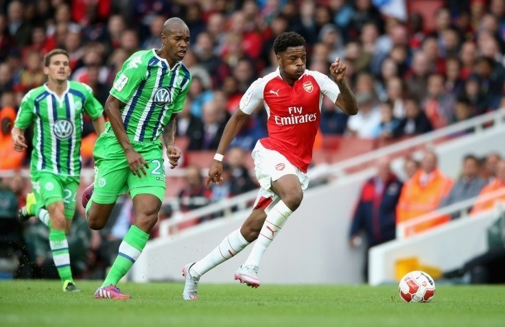 Arsenal striker Chuba Akpom vows to fight for first team place rather than leave on loan