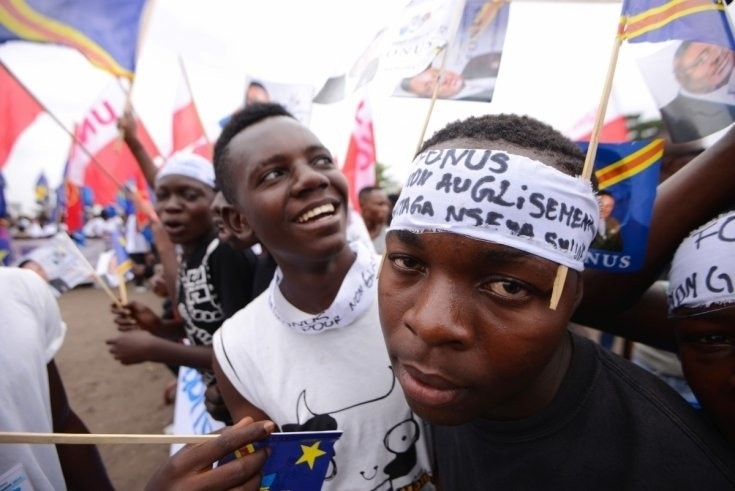 Democratic Republic of Congo Up Close cover image