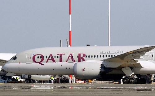 Airline chiefs at White House with concerns over Open Skies agreement; subsidies by Qatar, UAE
