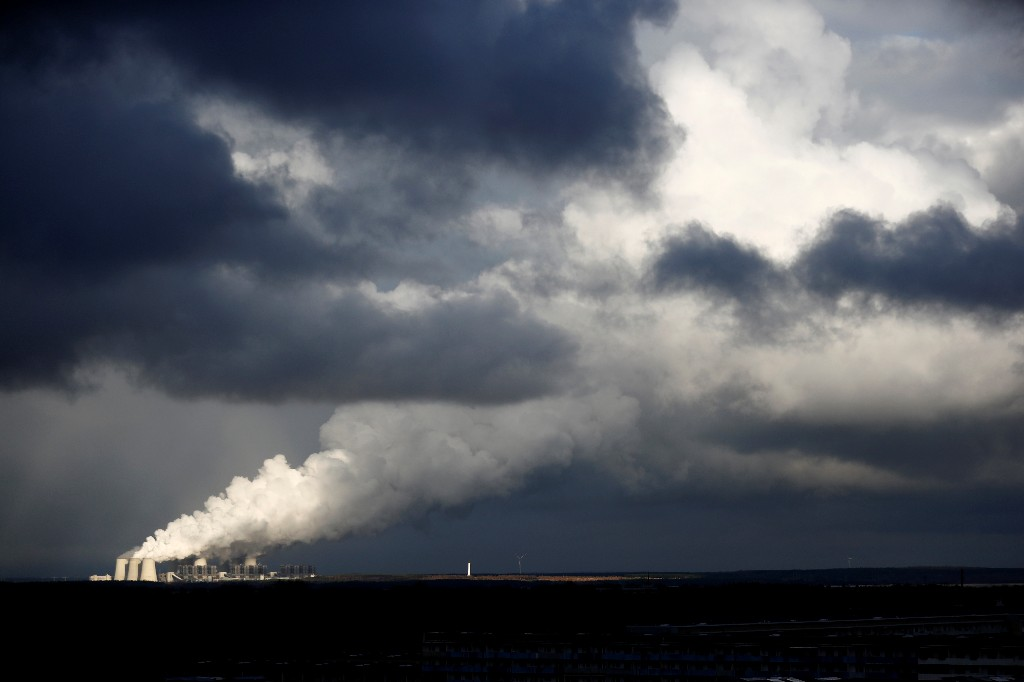 EU planning carbon border measures 'as soon as possible'