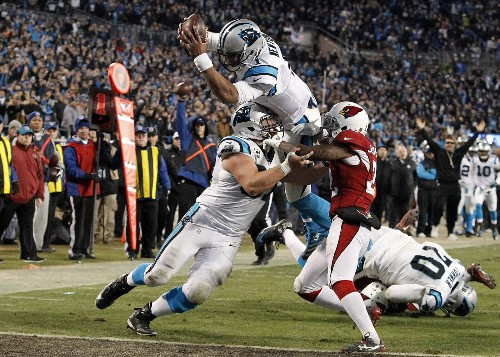 Carolina, Denver Reach Super Bowl: Pictures