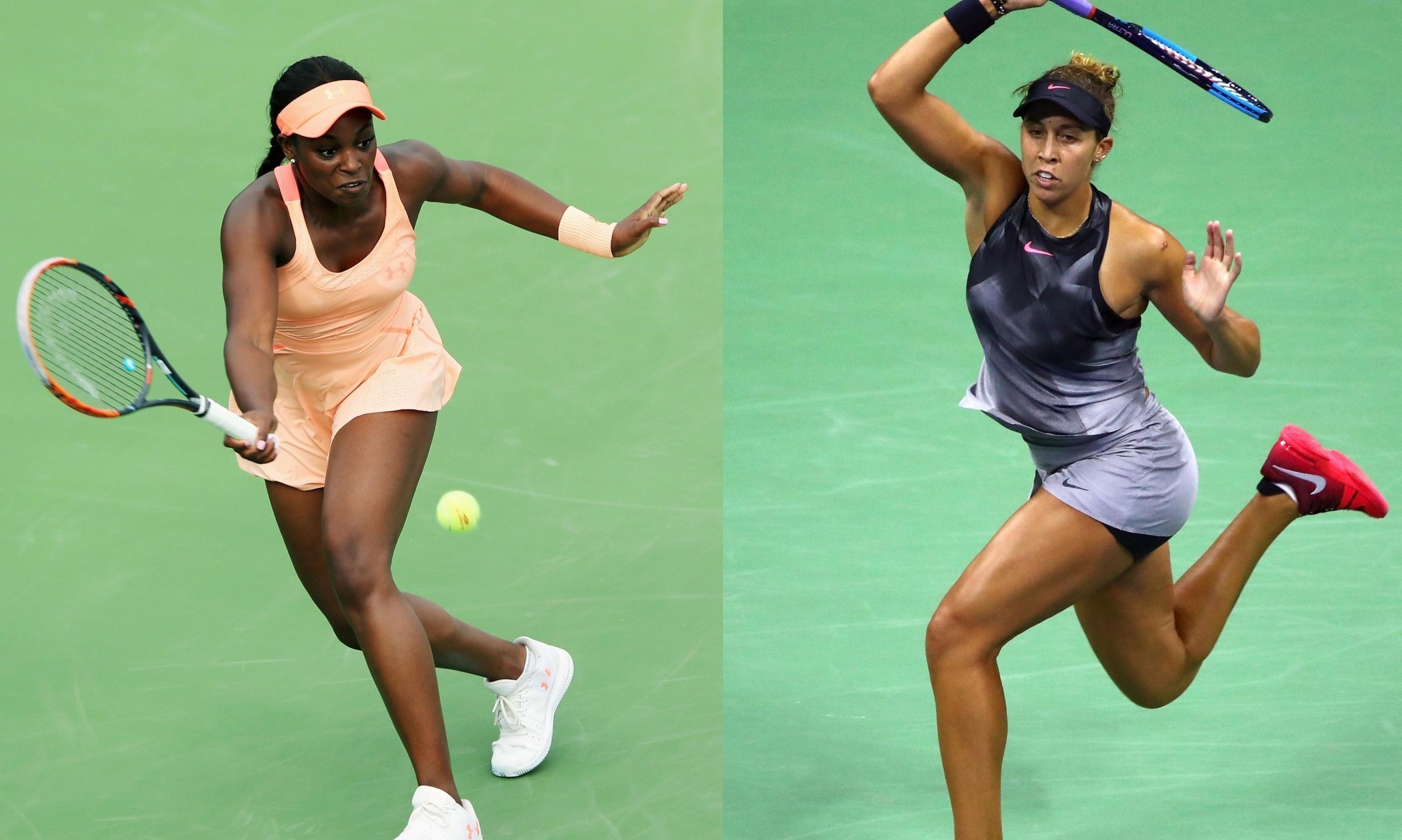 Madison Keys v Sloane Stephens: US Open women's final – live!