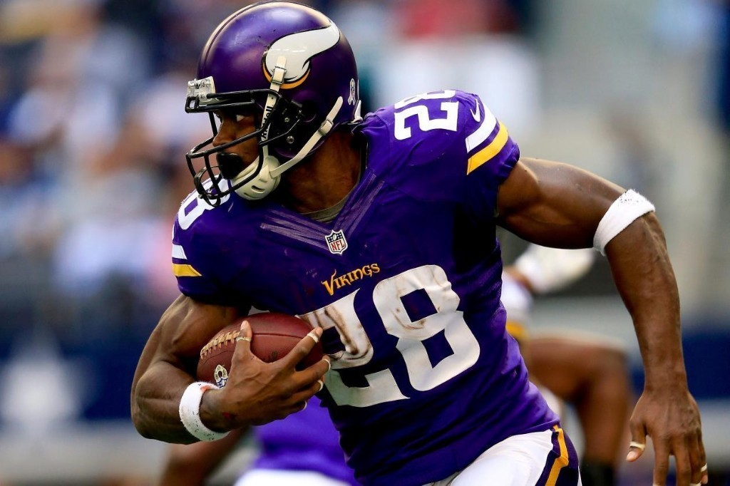 Adrian Peterson Reportedly to Skip Vikings OTAs, Could Lose $250K Workout Bonus