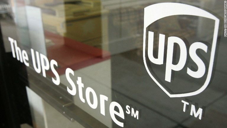 Data breach at UPS Stores in 24 states