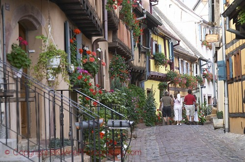 Alsace: Delicious Wine And Food; Picture-Perfect Villages