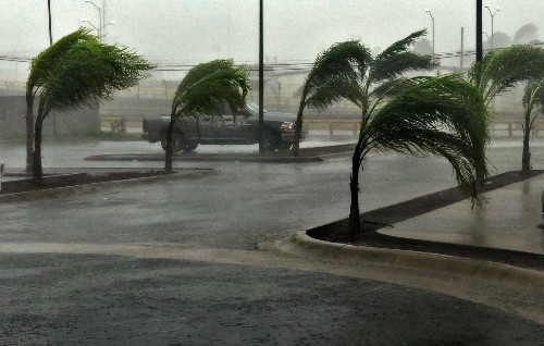Mexico Mostly Spared by Hurricane Patricia: Pictures