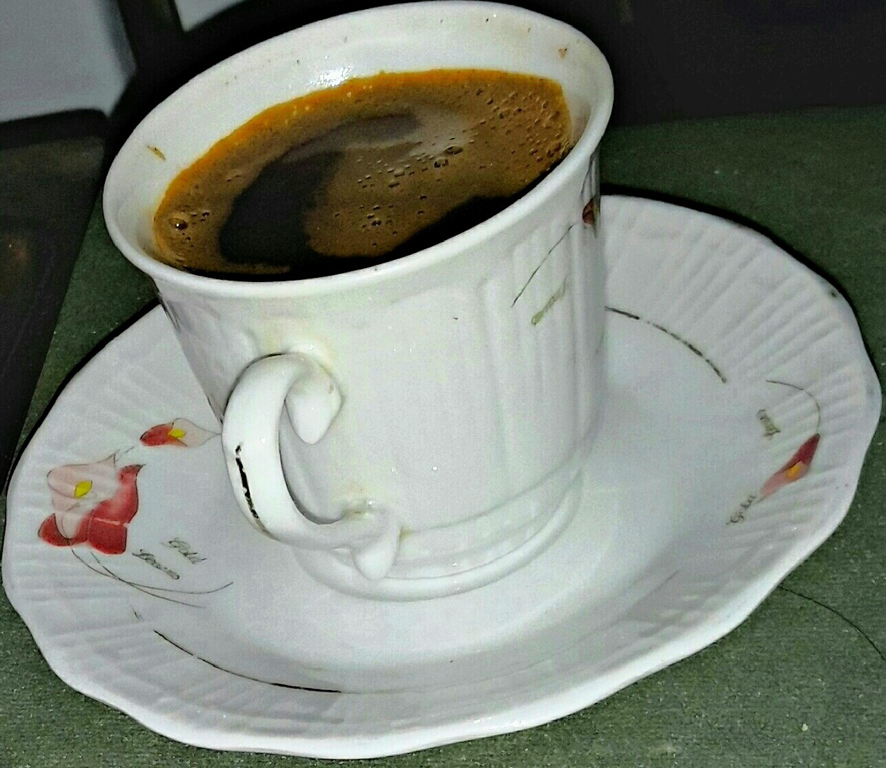 The best coffe in the world - Turkish coffe!
