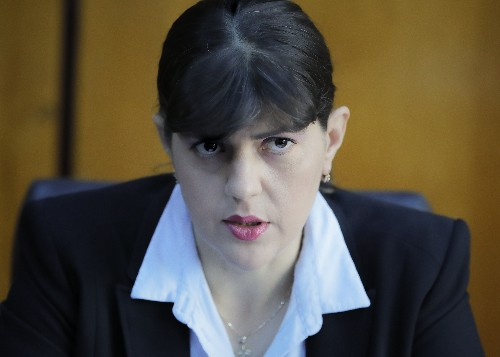 EU moves closer to confirmation of first chief prosecutor