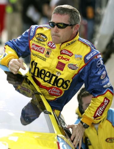 Bobby Labonte lives up to family name with Hall induction