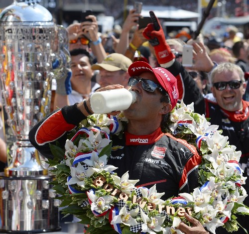 Auto Racing's Big Day in Indianapolis, Monte Carlo and Charlotte: Pictures