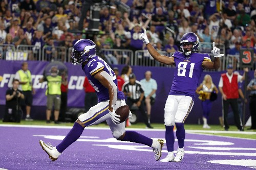 Vikings top Seahawks 25-19 behind crisp preseason passing