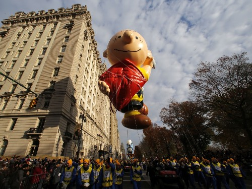 The 90th Macy's Thanksgiving Day Parade in Pictures