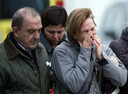 Germanwings Passenger Jet Crashes in French Alps