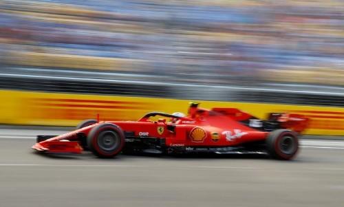 Charles Leclerc remporte la troisième séance d'essais libres