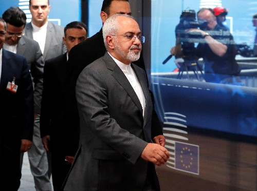 Europeans plan new Iran push but may be nearing end of diplomatic road