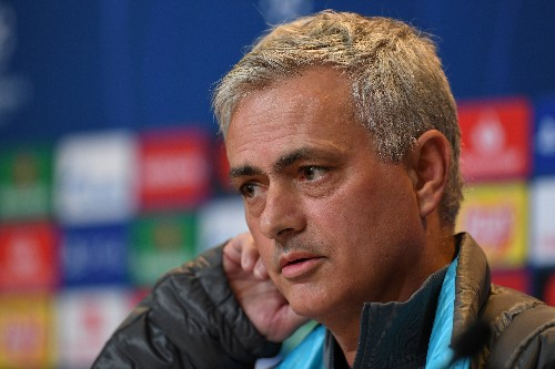 Jose Mourinho bans Spurs players from watching Bayern thrashing