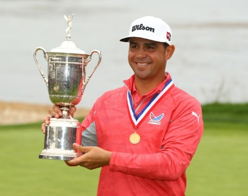 Woodland rises to No. 12 in world rankings after U.S. Open win