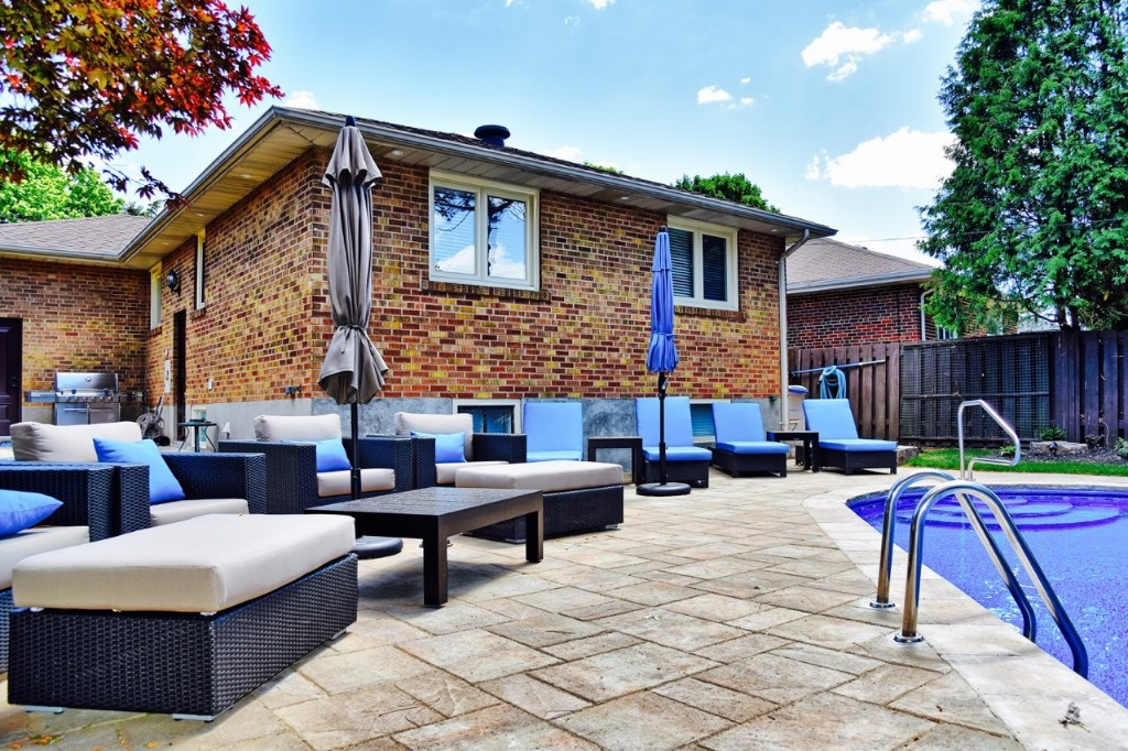 Backyard Retreat - cover