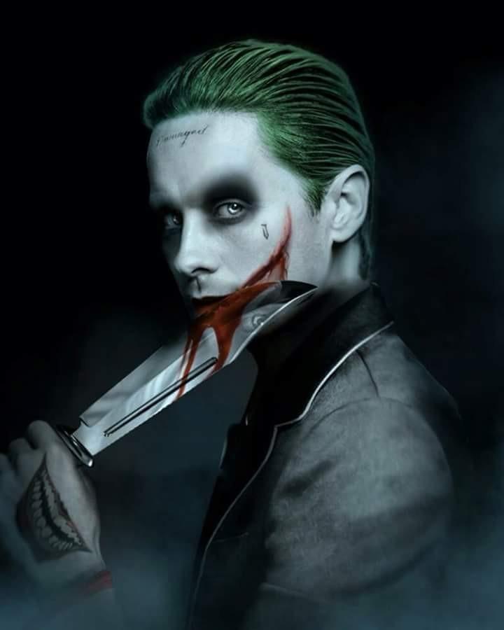 Joker Ÿ'š - Magazine cover