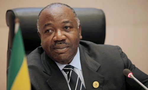 Gabon president fires VP, forests minister over hardwood scandal