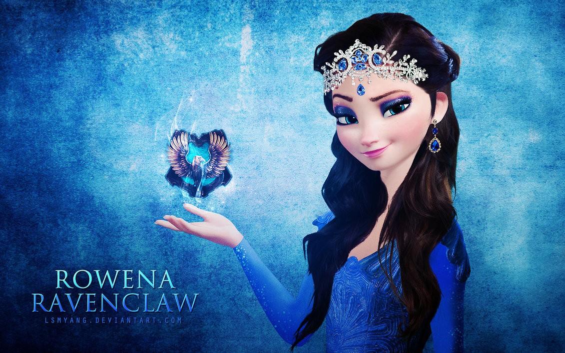 Rowena ravenclaw. ..