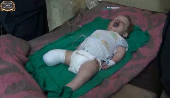 Why? #SpeakUp4SyrianChildren