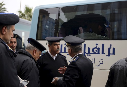 Islamic State attacked Israeli tourists in Cairo: Amaq news agency