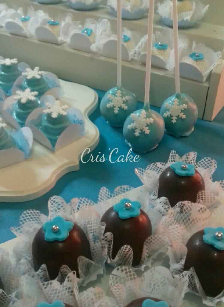 Cris'Cake - Magazine cover