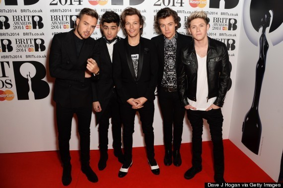One Direction Named Richest British Stars Under 30, Ahead Of 'Harry Potter' Star Daniel Radcliffe And Adele