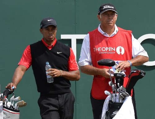 Ex-caddie: Tiger's comeback 'an incredible story'