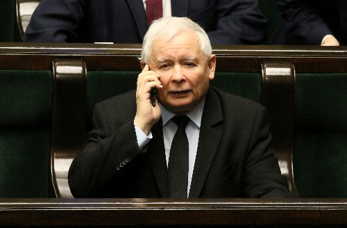 Poland ruling party pledges more welfare spending ahead of vote