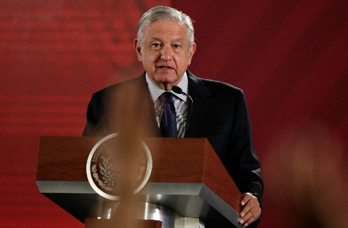 Mexico's president to meet with IMF head, after lower growth outlook