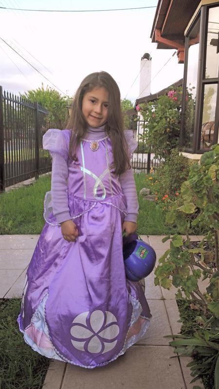 Naty en hallowen