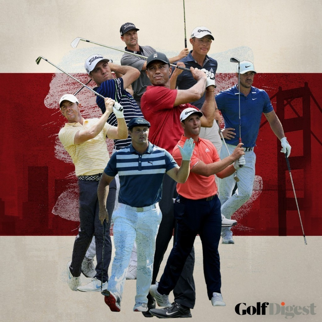 Golf cover image