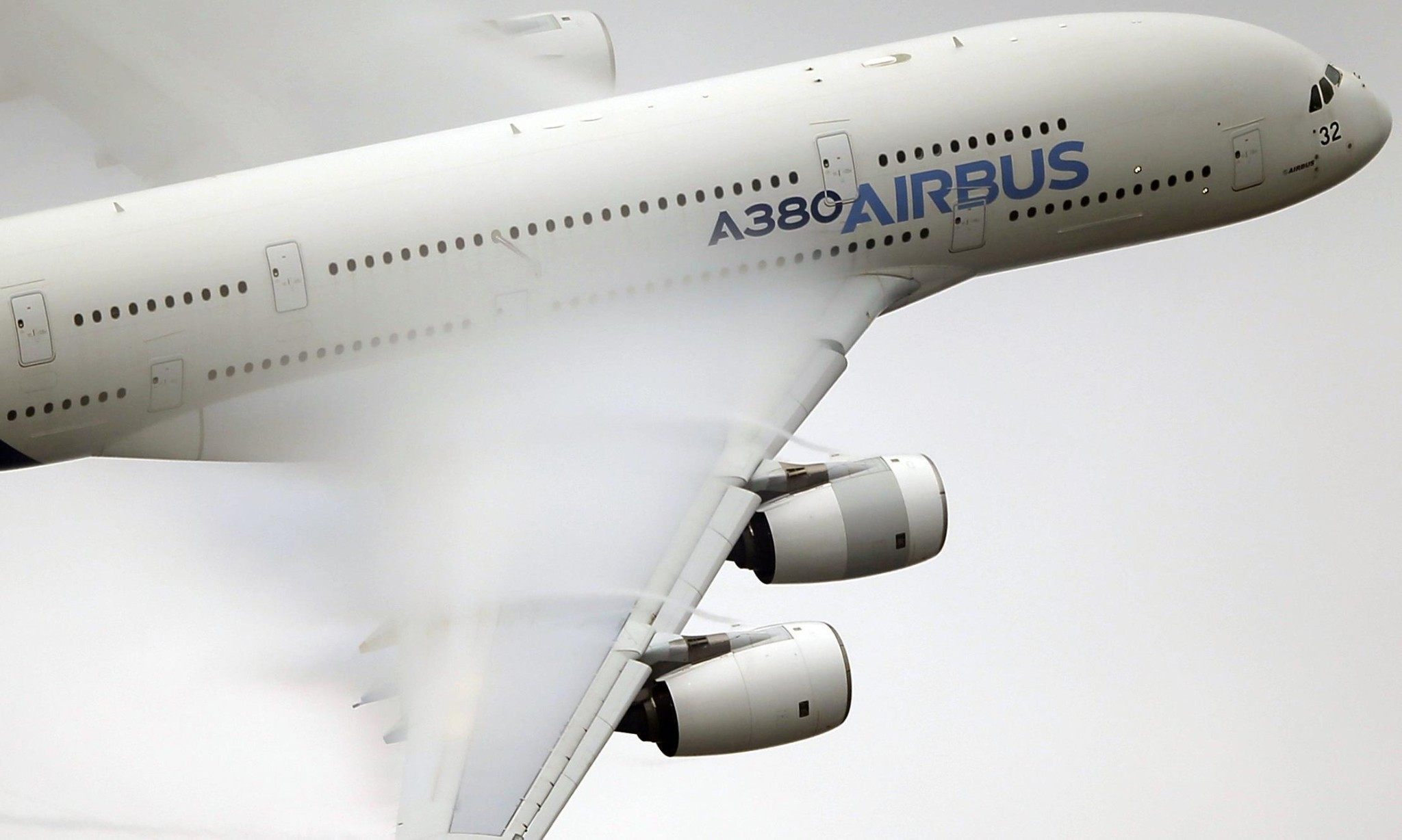 End of the A380 superjumbo? Airbus warns future of plane at risk
