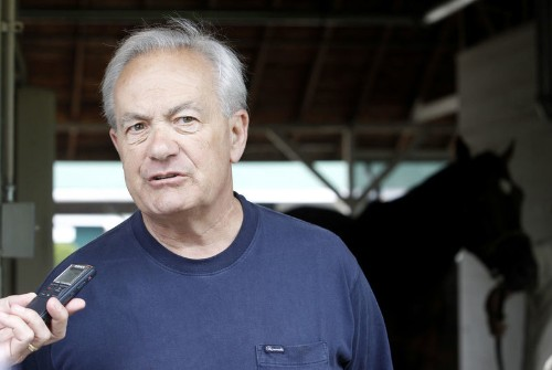 Horse racing: Hollendorfer banned from Breeders' Cup
