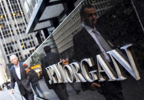 Квартальная прибыль JPMorgan выросла на 24,5% за счет повышения ставок