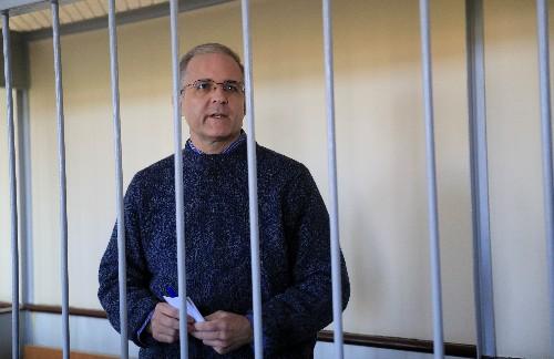 Ex-U.S. Marine held by Russia in spy case says prison authorities hurt him: Interfax