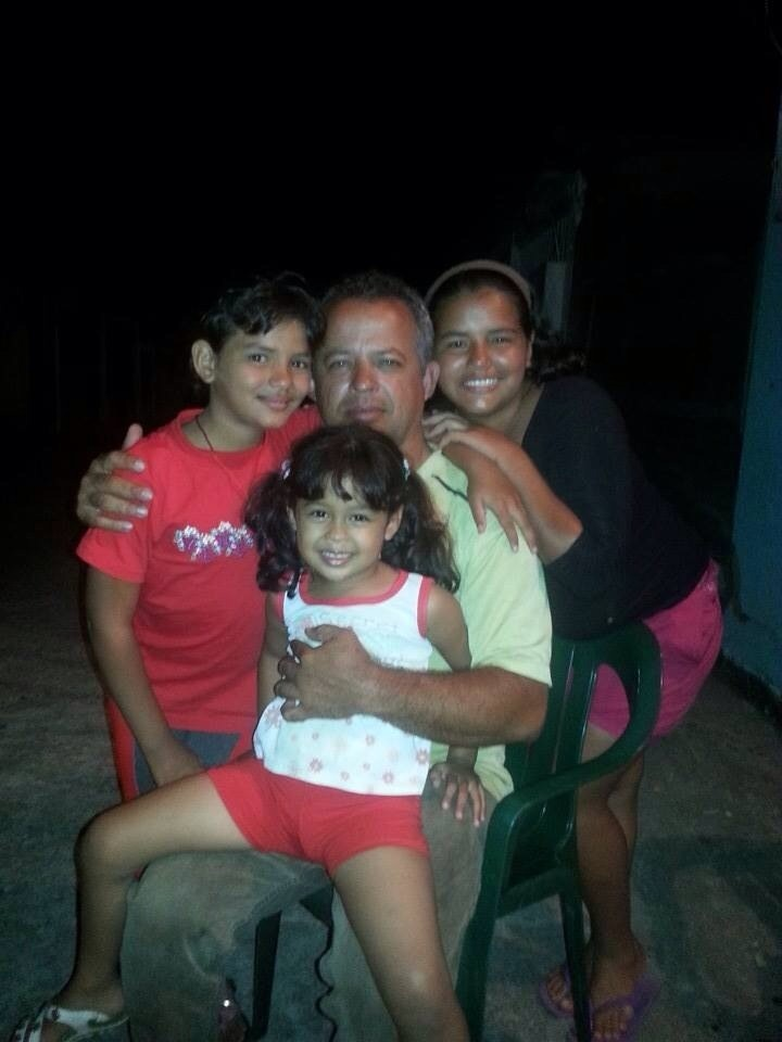 Mi hija y mis sobrinas