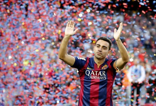 Soccer: Xavi to retire at end of season