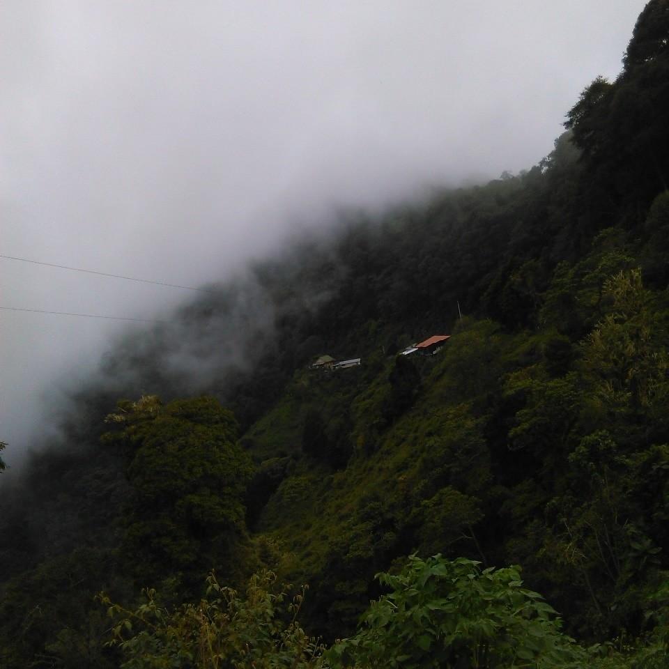 Cerro de la muerte Costa Rica